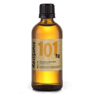 aceite de eucalitpo para la barba